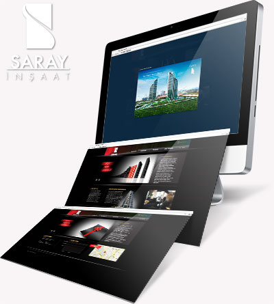 Saray Insaat Web