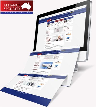 Alliance Security Web