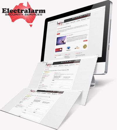 Electralarm Web