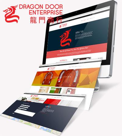 Dragon Door Enterprise Responsive Website