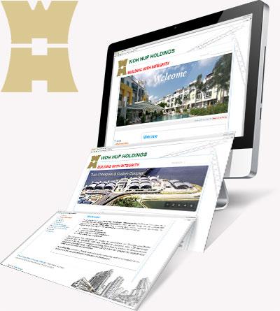 Woh Hup Website